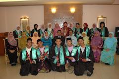Majlis Graduasi Tingkatan 6 SMKBBST 2008 di Hotel Allson Klana, Nilai.