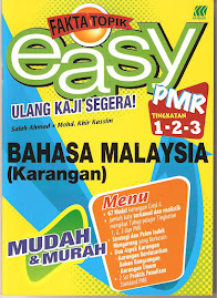 Buku Karangan PMR 2009