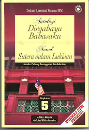 Buku Ulasan Komsas T5 &amp; Novel Sutera dalam Lukisan