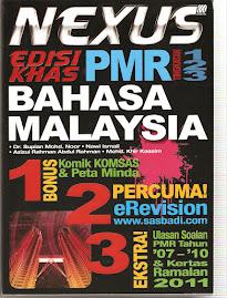 Buku Nexus BM PMR 2011