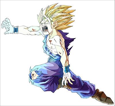 dragon ball gohan. Dragon Ball Gohan Super Saiyan