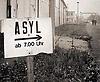 Asyl ab 7 Uhr