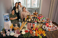 Essen für eine Woche in China