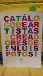 CATALOGO DE ARTISTAS Y CREADORES POTOSINOS
