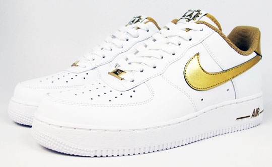 2air force 1 oro