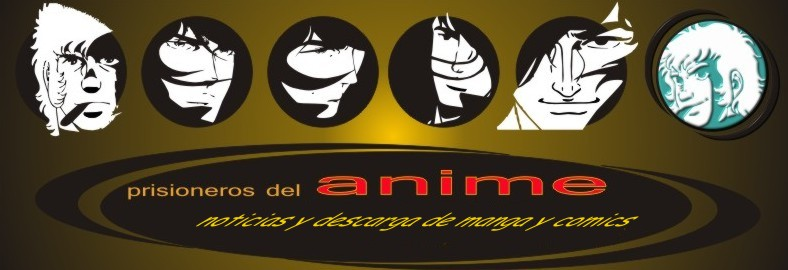 Prisioneros del Anime - Descarga anime manga comics