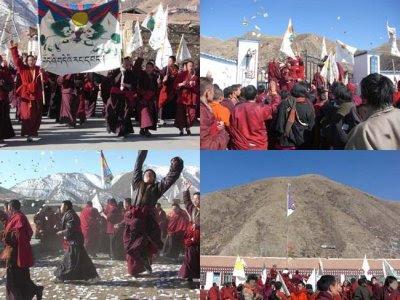Monks in Amdo