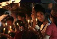Bangkok vigil