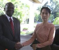 Gambari and Suu Kyi