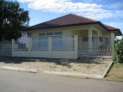 Mijn huis in Suriname