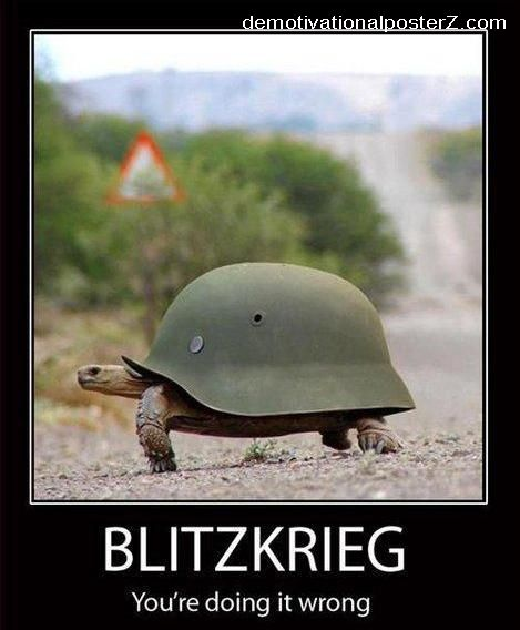 Blitzkrieg Turtle