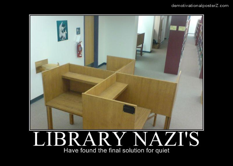Library Nazis