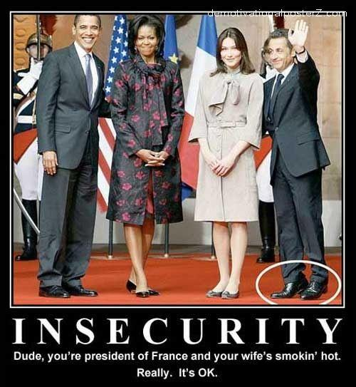 Insecurity Sarkozy