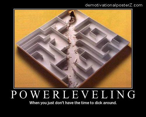 Powerleveling