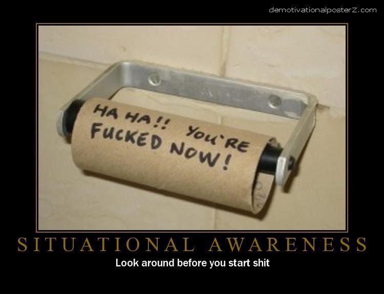 Situational Awareness Motivational