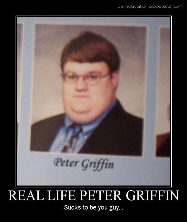 Real life Peter Griffin (who is he)