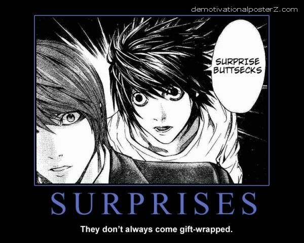 Surprise buttsecks (buttsex)