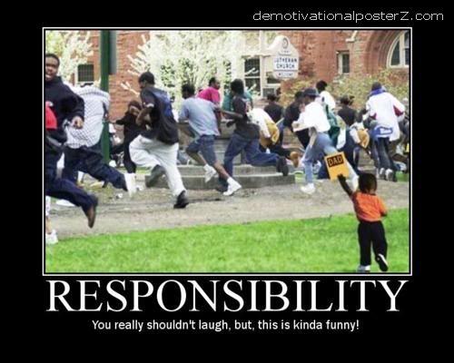 Responsibility motivational