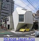 strange japan