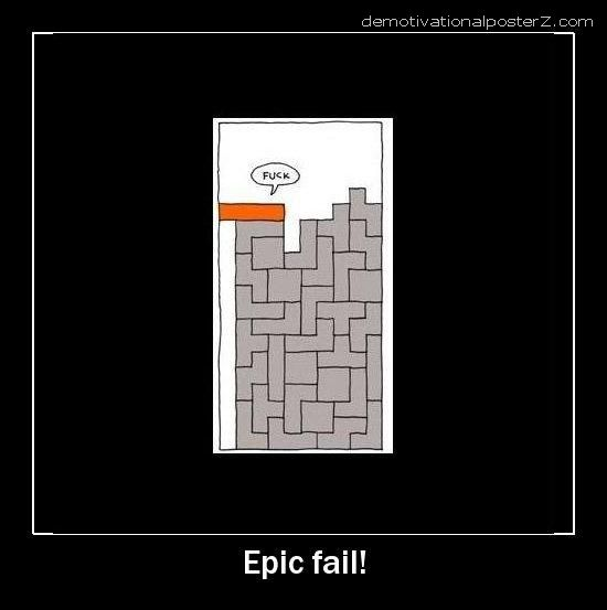 epic tetris fail