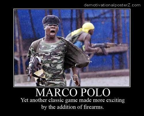 marco polo with guns