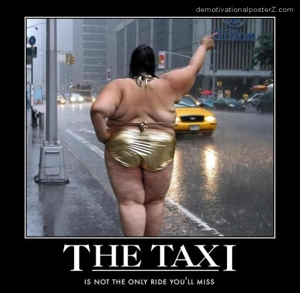 The Taxi Not Only Ride You Miss