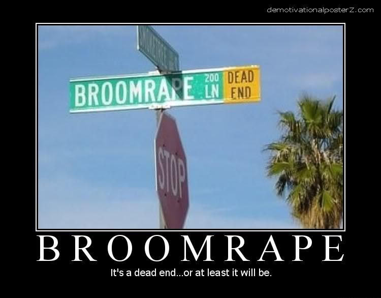 BROOM RAPE - DEAD END MOTIVATIONAL