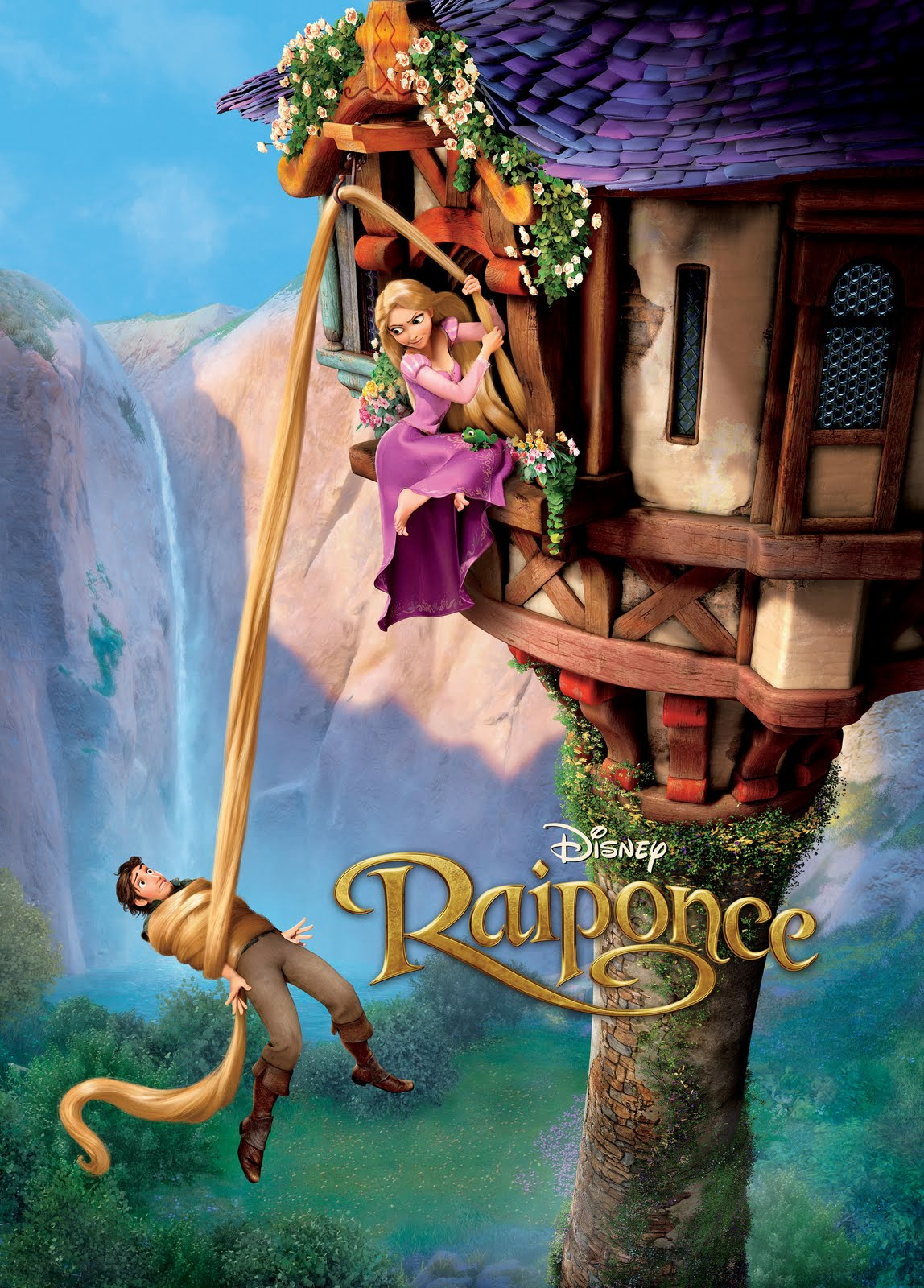 Crazy sandy raiponce tangled affiches images - Images raiponce ...