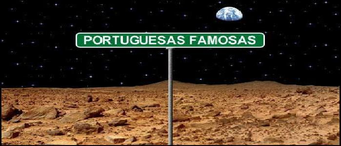 Portuguesas Famosas