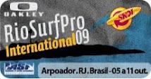Rio Surf Pro 2009 WQS