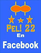 pel! 22 en facebook