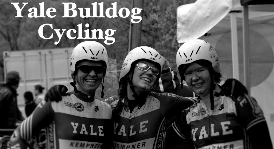 Yale University Bulldog Cycling