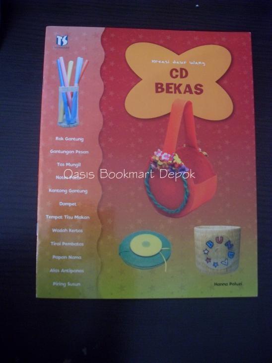 Kreasi Daur Ulang CD Bekas [out of stock]