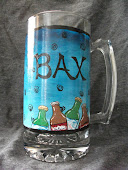Personalized Hand Painted Mug