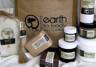 Earth to Body cosmetics