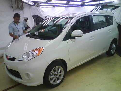 New Produa MPV