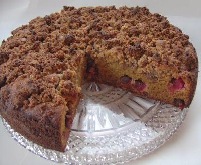 Mrs. Ed's Crumb Cake