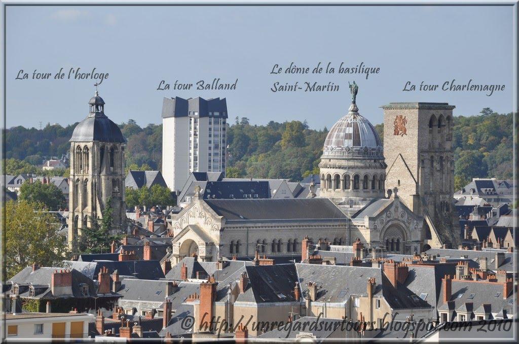 Un regard sur tours octobre 2010 - Piscine de la riche tours ...