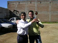 Primer Lugar  Campeonato de Rayuela
