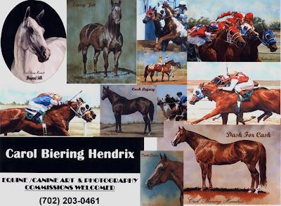 Quarter Horse Racing A...