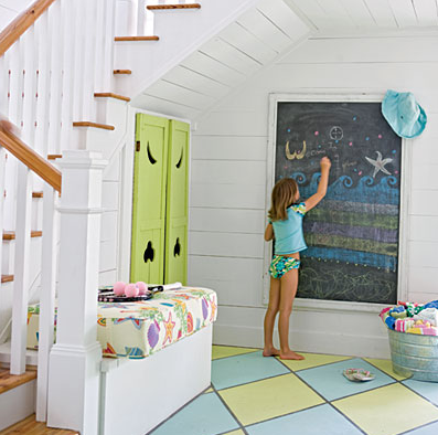 A Simple Kind of Life: Inspiration: Chalkboard Paint