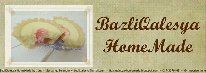 BazliQalesya HomeMade