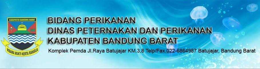 Bidang Perikanan Disnakan Kabupaten Bandung Barat
