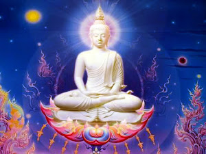 The Beautiful Image of Buddha