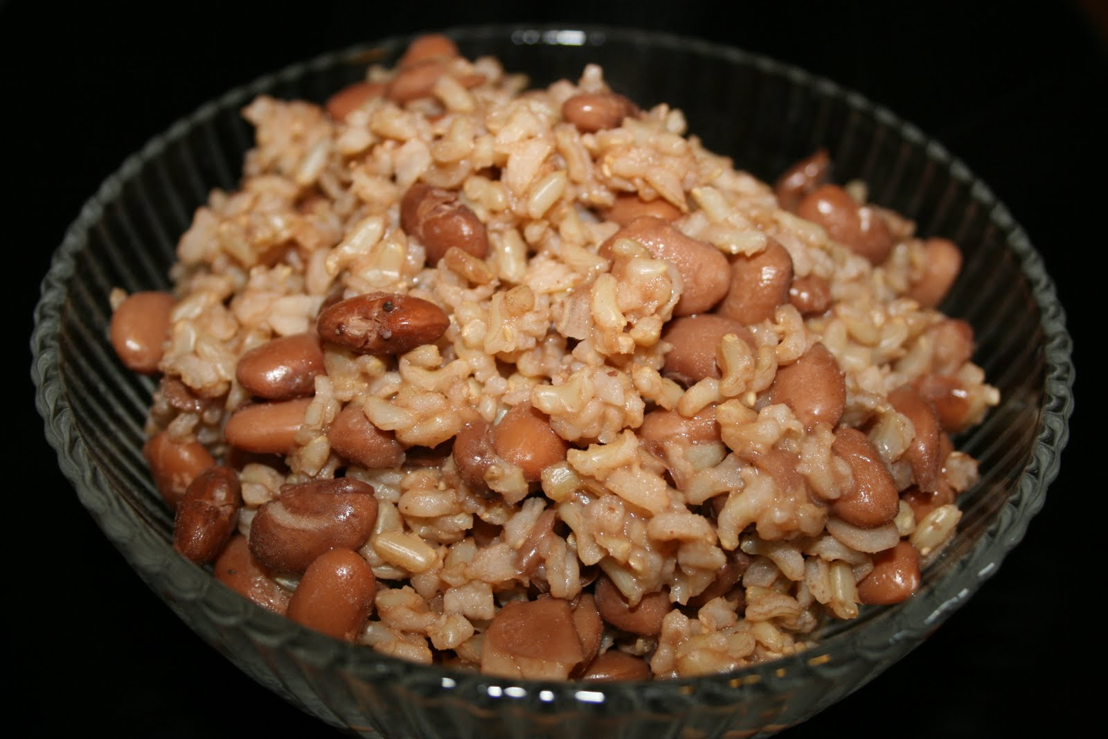 Rice And Beans Recipe — Dishmaps