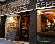Degraves Espresso Cafe