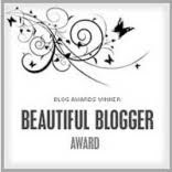 Min senaste blog award...