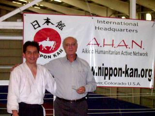 Donacion del 4to. Seminario AHAN Nippon Kan Guatemala