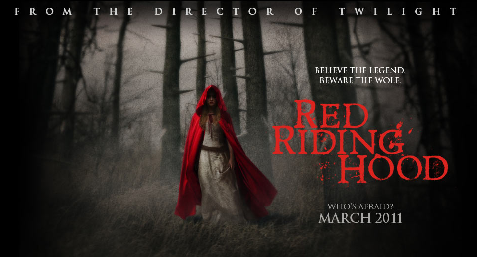 Red riding hood teaser trailer - Hood novi ...