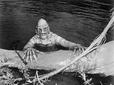 Film The Creature from the Black Lagoon